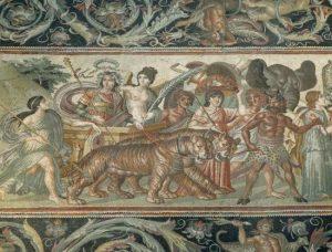 Trionfo di Bacco museo di Sédif