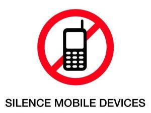 Silenziate il telefono