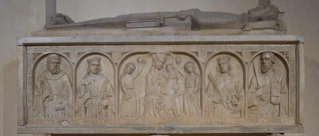 Sarcofago Nicola Ruffo a Gerace